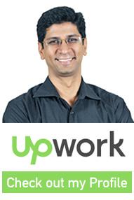 upwork profile