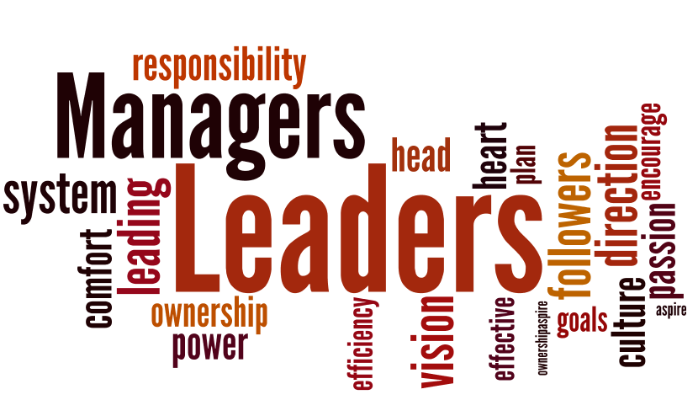 mangers vs leaders